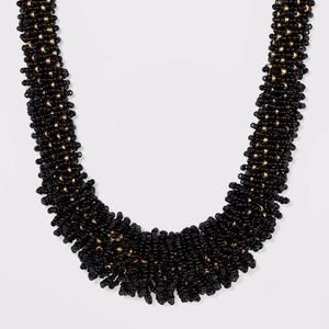 Seedbead Statement Necklace - a New Day™